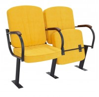 Кресло Модерн для актовых, концертных, конференц залов