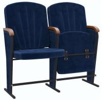 Кресло для конференц, концертных залов, холлов Классик Оптима