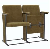 Конференц кресла Аскет-классический для концертных залов