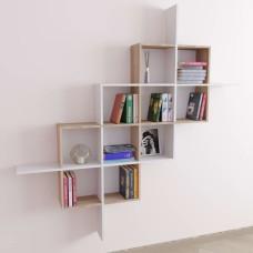 Стеллаж для книг, бумаг, документов, Базис 10 универсальный
