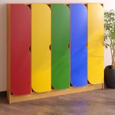 Шкаф для детской одежды Секционный-1400