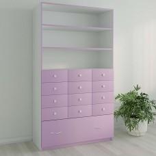 Шкаф для дидактических (учебных) материалов 12 ящиков