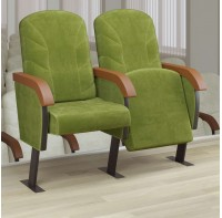 Кресло для концертных, конференц, актовых залов Спикер