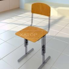 Сиденье со спинкой Гнутоклееная фанера