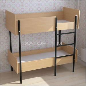 Кровати без мягкого изголовья