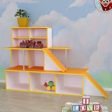 """Игровая мебель для детского сада """"Автосалон"""""""