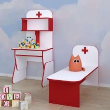 """Игровая мебель для детского сада """"Больница"""""""