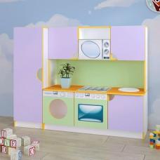 """Игровая мебель для детского сада кухня """"Фиона"""""""