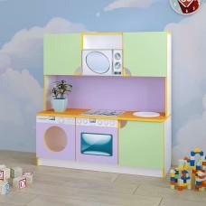 """Игровая мебель для детского сада кухня """"Малютка"""""""
