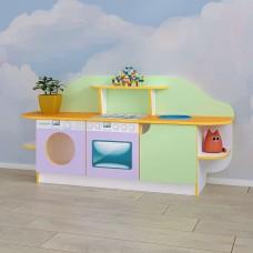 """Игровая мебель для детского сада кухня """"Золушка"""""""