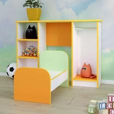 """Игровая мебель для детского сада """"Кукольная спальня"""""""