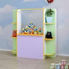 """Игровая мебель для детского сада """"Кукольный театр"""""""