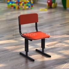 Стул для детского сада Тоди регулируемый по высоте