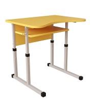 Стол (парта)  Аудит регулируемый по высоте 20×20 в 25×25 одноместный